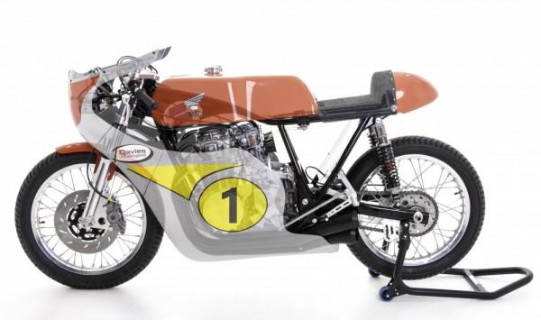 Classic Honda Racing Parts | Honda 350K4 Race Parts